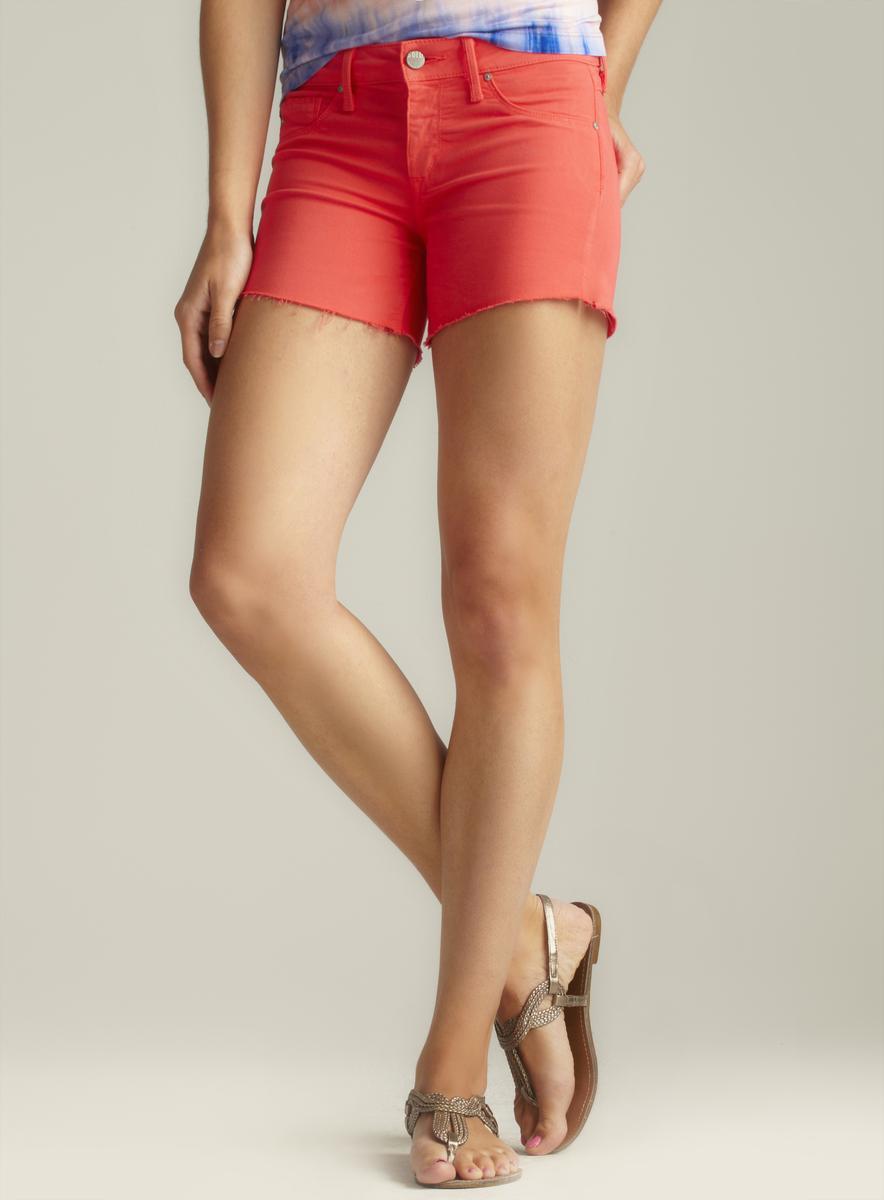 Sold Design Lab Cutoff Denim Shorts