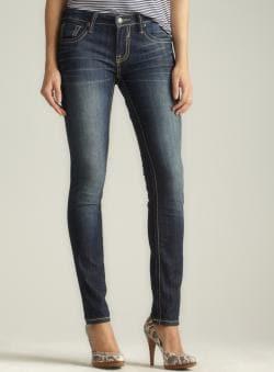 Vigoss Heavy Stitch Skinny Jean