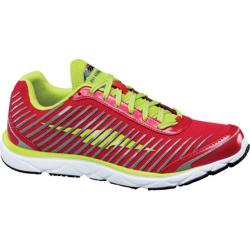 Men's Avia A2125M Red Flag/Elite Lime/Ash Grey