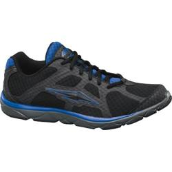 Men's Avia A5255M Black/Royal Blue/Iron Grey