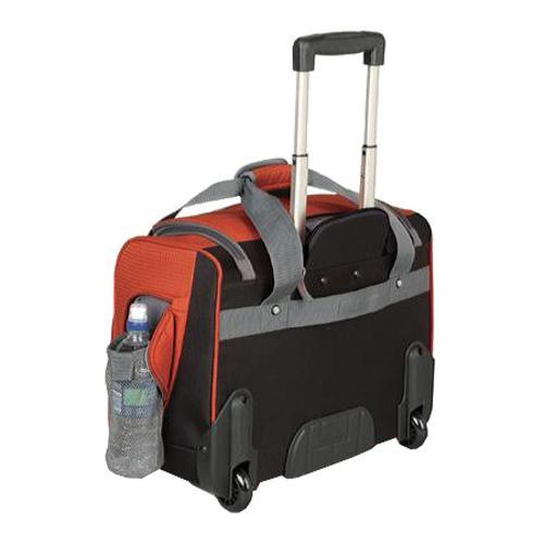 High Sierra Elevate Carry On Wheeled Business Tote Lava/Tungsten High Sierra Rolling Laptop Cases