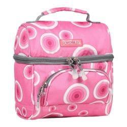 J World Corey Lunch Bag Target Pink