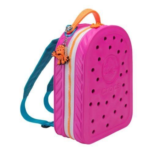 4eba7038e75011 Shop Crocs Crocband Backpack 2.0 Neon Magenta Neon Orange - Free Shipping  On Orders Over  45 - Overstock - 8194063