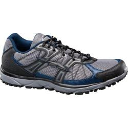 Men's Avia A5679M Ash Grey/Black/Submarine Blue