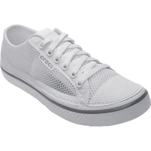 940d80fdcf22 Shop Men s Crocs Hover Crocsweld Sneaker White White - Free Shipping ...