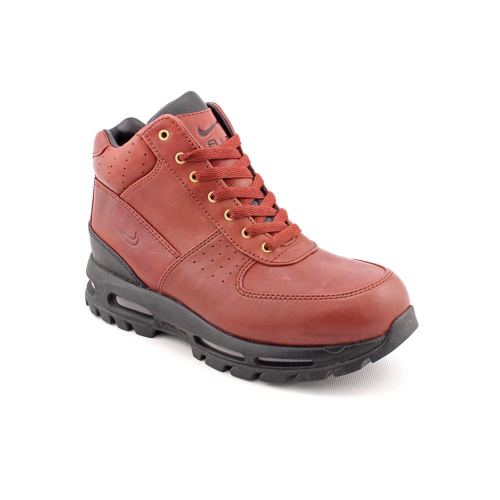 Nike Men's 'Air Max Goadome' Leather Athletic Shoe