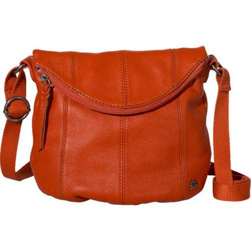 22a476027aa7 Shop Women s THE SAK Deena Flap Crossbody Burnt Orange - Ships To ...