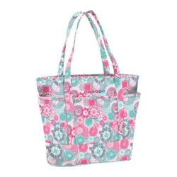 Women's J World Emily Tote Blue Raspberry