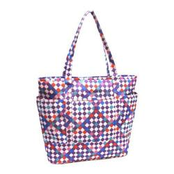 Women's J World Emily Tote Checkmate