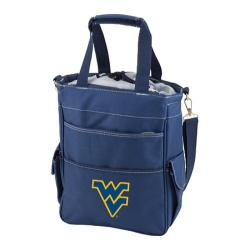 Picnic Time Activo West Virginia U Mountaineers Navy