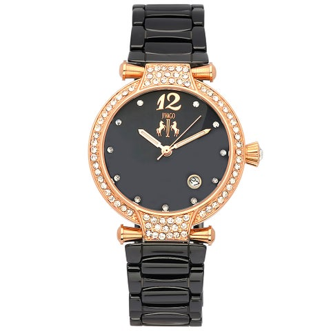 Jivago Women's Bijoux Stainless Steel Watch