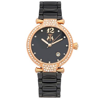 Jivago Women's Bijoux Stainless Steel Watch