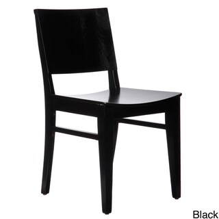Danish Dining Chair (Set of 2) (Option: Lacquer)