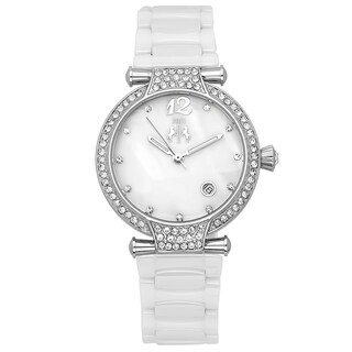 Jivago Women's Bijoux Silver-dial Watch