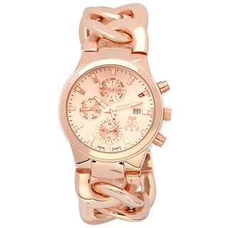 Jivago Women's Lev Stainless Steel Watch