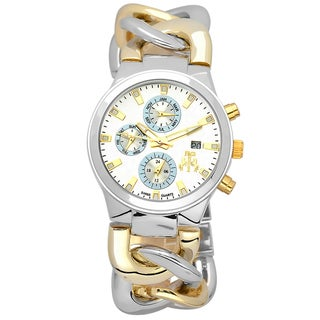Jivago Women's Lev Two-tone Watch