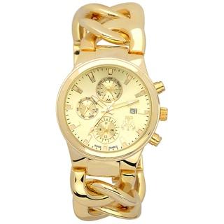 Jivago Women's Lev Gold-tone Watch