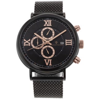 Christian Van Sant Men's Sonptueuse Chronograph Watch