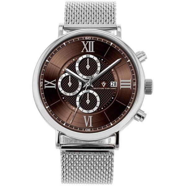 Christian Van Sant Men's Sonptueuse Watch