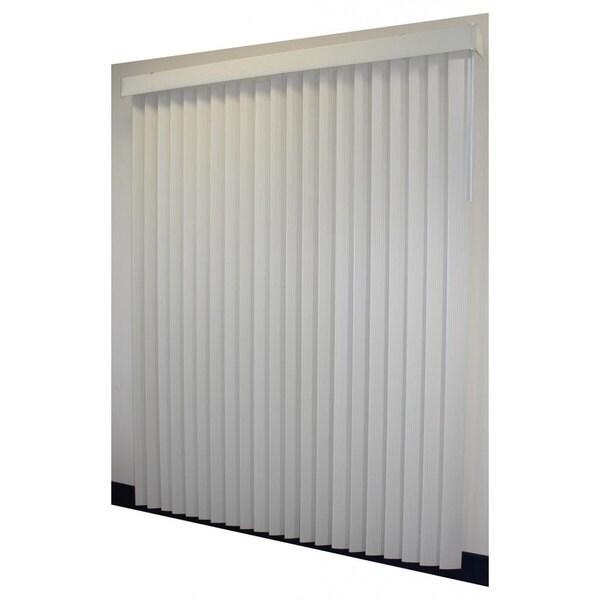 Shop Alabaster Patio Vertical Window Blinds Free