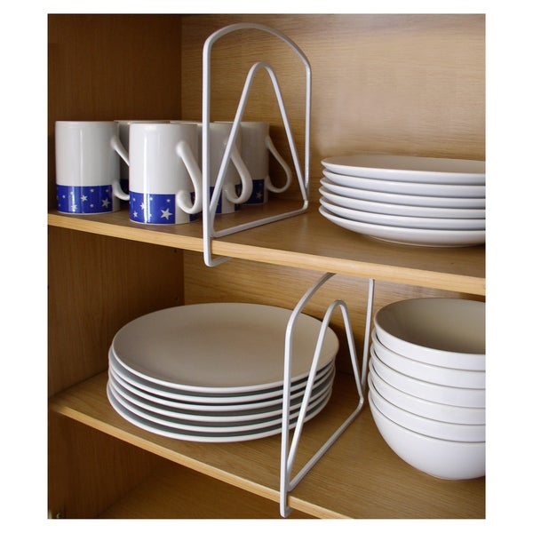 Axis Marketing Twist-t Shelf Large Dividers Set (Pack of 2)
