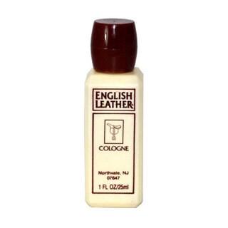 Dana English Leather Men's 1-ounce Splash (Plastic Bottle)