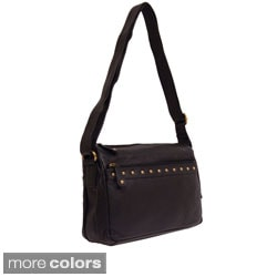 Great American Leather 'Haven' Small Shoulder Bag