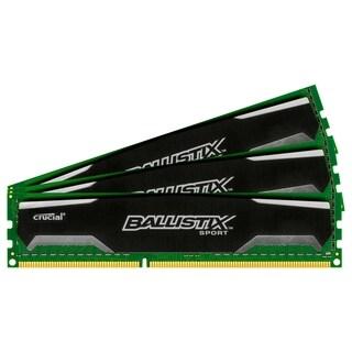 Crucial Ballistix Sport 12GB DDR3 SDRAM Memory Module