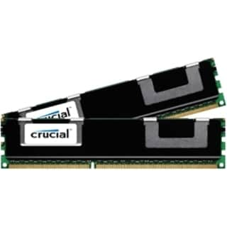 Crucial 16GB kit (8GBx2), 240-pin DIMM, DDR3 PC3-14400 Memory Module