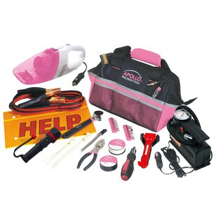 Apollo 54 Piece Roadside Tool Kit