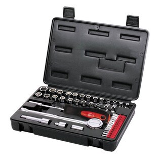 Apollo 41 Piece Socket Set