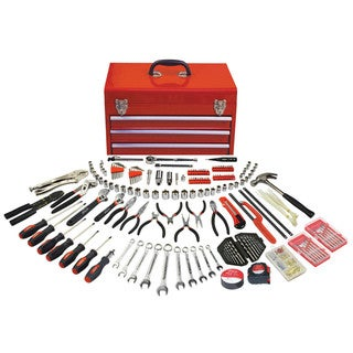 Apollo 297 Piece Mechanic Tool Kit