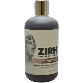Zirh Warrior Collection Alexander The Great 12-ounce Shower Gel
