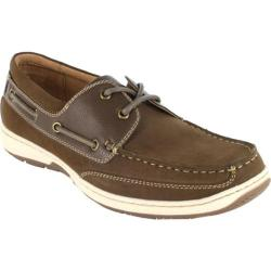 Men's Nunn Bush Outrigger Brown Nubuck