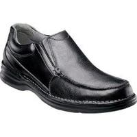 Men's Nunn Bush Patterson Black Leather