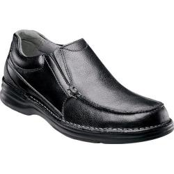 Men's Nunn Bush Patterson Black Leather