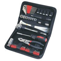 Apollo 56 Piece Auto Tool Kit in Case