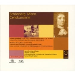 Georg Matthias Monn - Schoenberg & Monn: Cello Works
