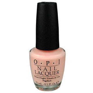 OPI You Calling Me a Lyre? Pink Nail Lacquer