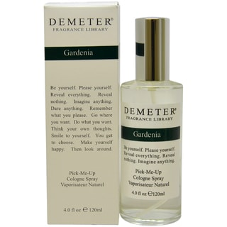 Demeter Gardenia Women's 4-ounce Cologne Spray