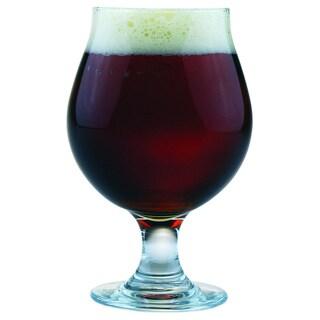 Belgian Beer Glasses (Set of 4)