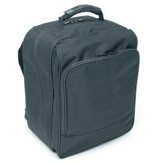 Roberto Amee Black Laptop Backpack