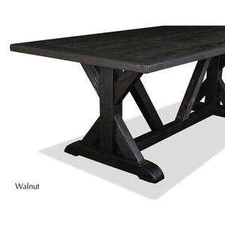 La Phillippe Reclaimed wood Rectangular Dining Table