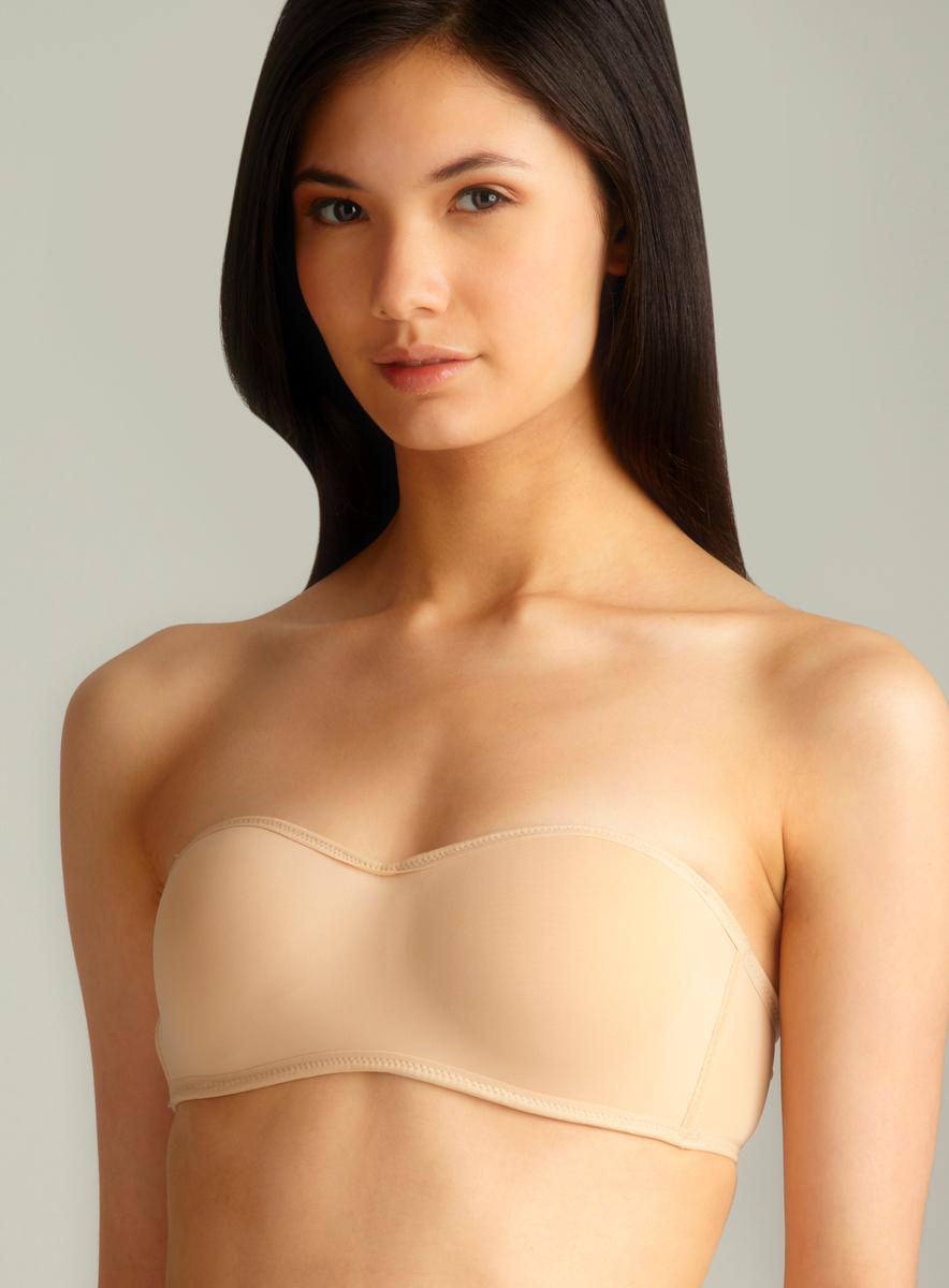 Rene Rofe Molded Padded Wireless Bandeau - Free Shipping On Orders ...