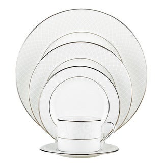 Lenox Venetian Lace 5-Piece Place Setting  sc 1 st  Overstock & Lenox Dinnerware For Less | Overstock