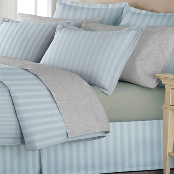 Hotel Grand 500 Thread Count Oversized 6-piece Duvet Cover Set
