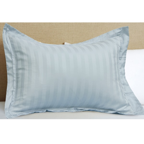 Hotel Grand Egyptian Cotton 500 Thread Count Pillow Sham (Set of 2)
