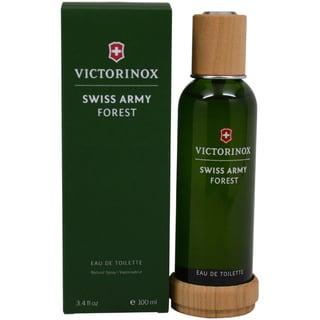Victorinox Swiss Army Forest Men's 3.4-ounce Eau de Toilette Spray