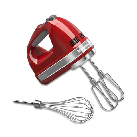 KitchenAid KHM7210 7 Speed Digital Hand Mixer