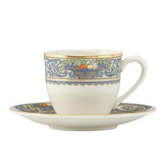 Lenox Autumn Demitasse Cup And Saucer